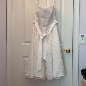David's bridal wedding 👰🏼 dress 👗